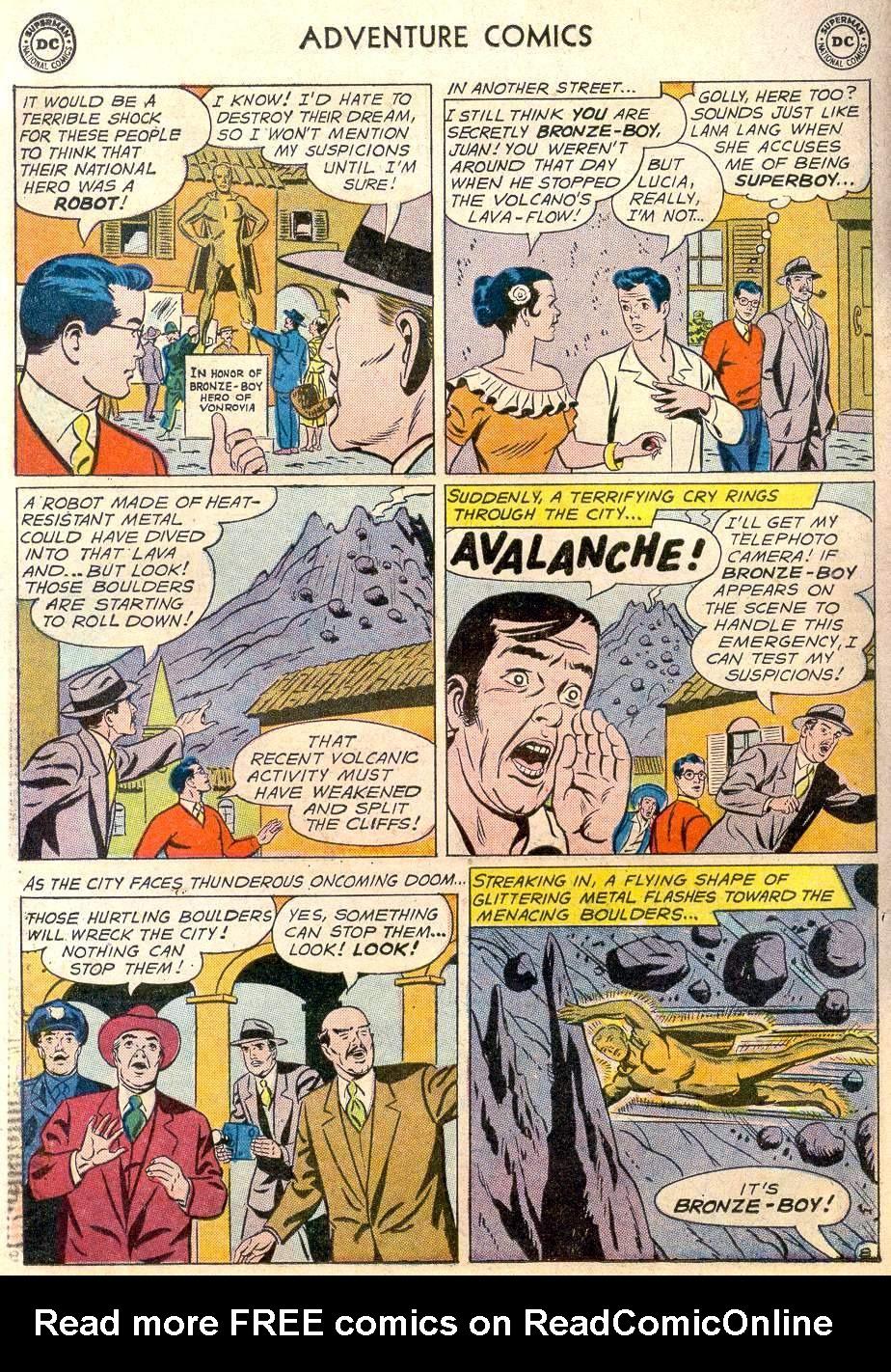 Read online Adventure Comics (1938) comic -  Issue #295 - 10