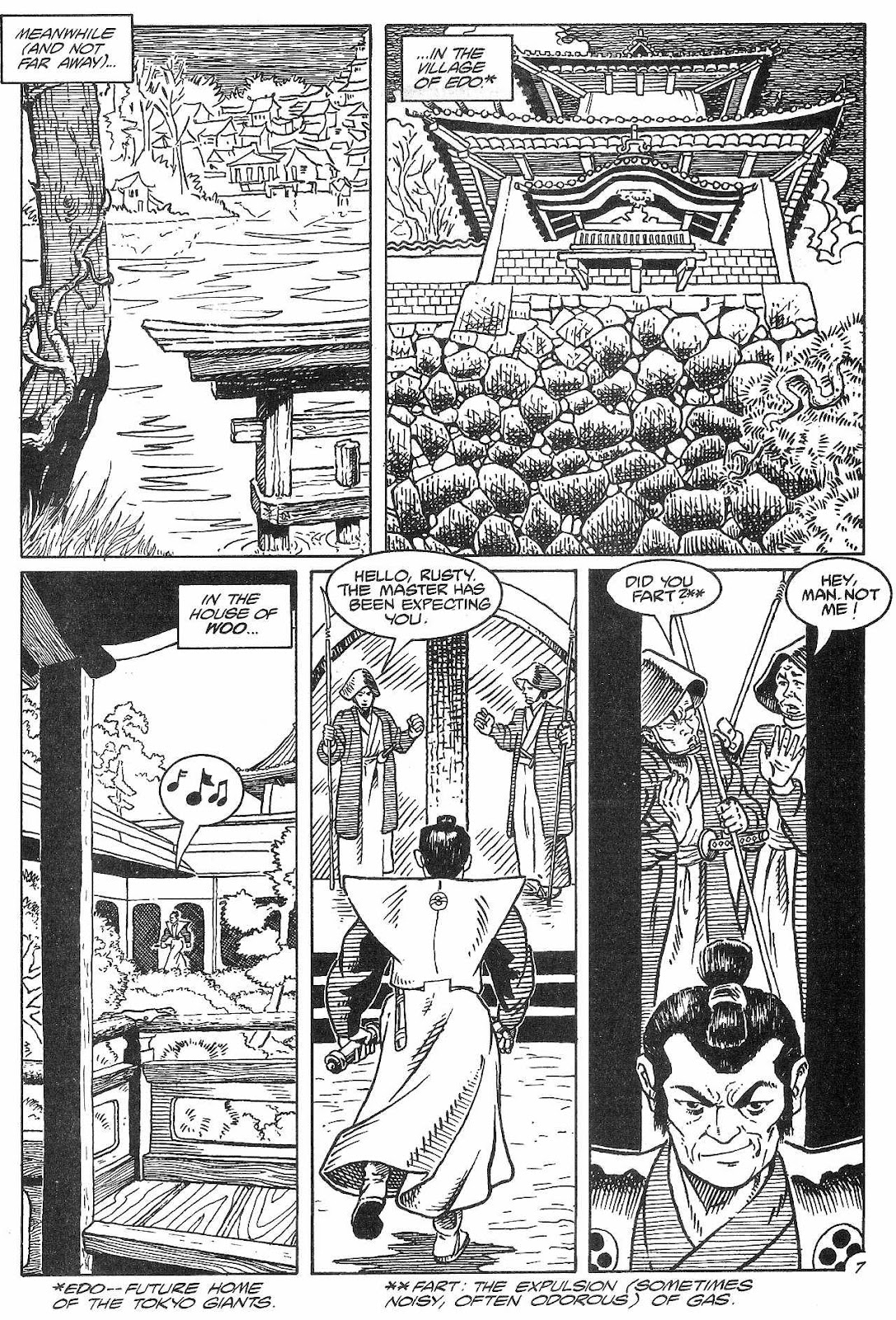 Dinosaurs For Hire (1988) issue 8 - Page 9