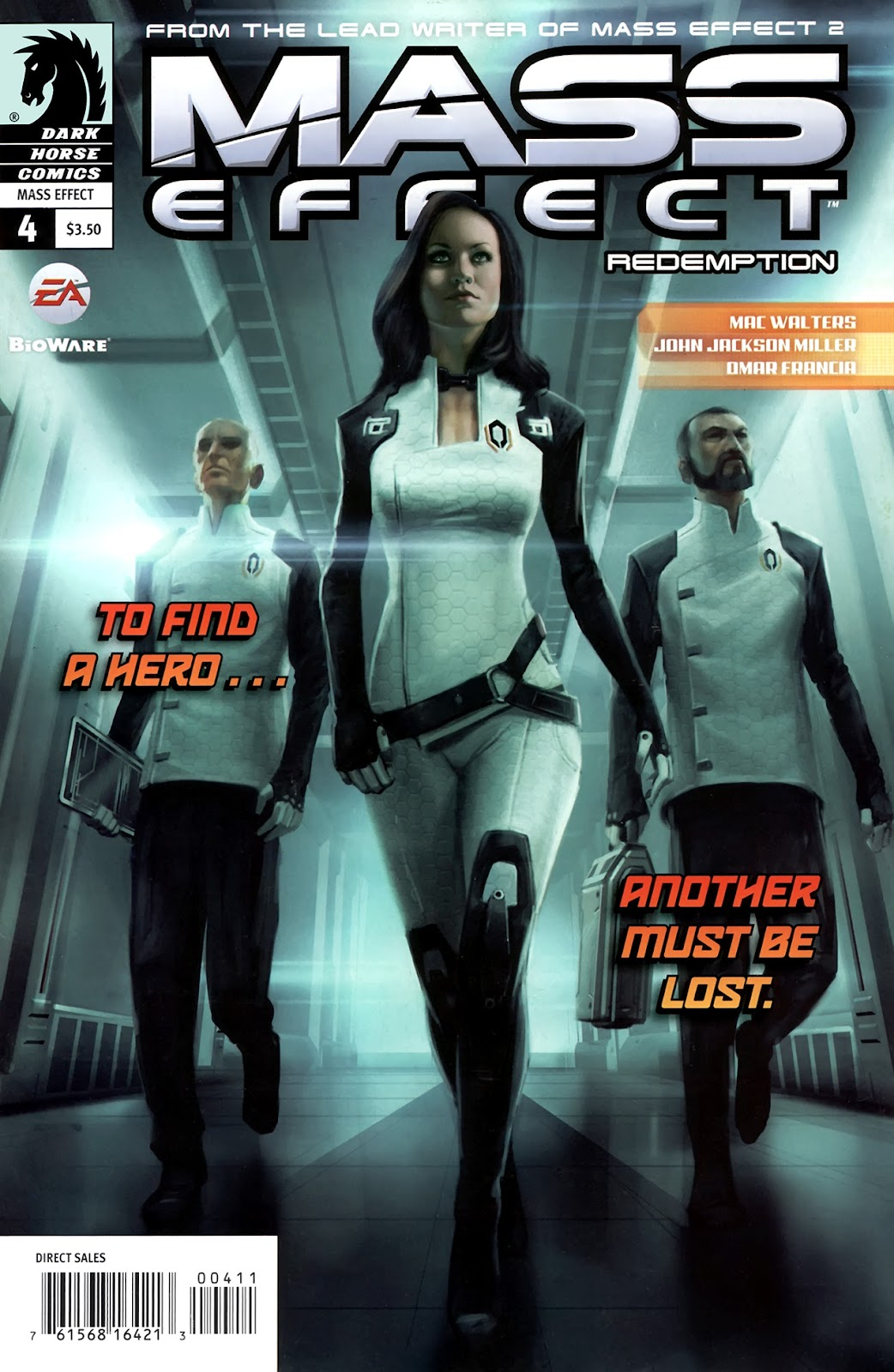 Mass Effect: Redemption Issue #4 #4 - English 1
