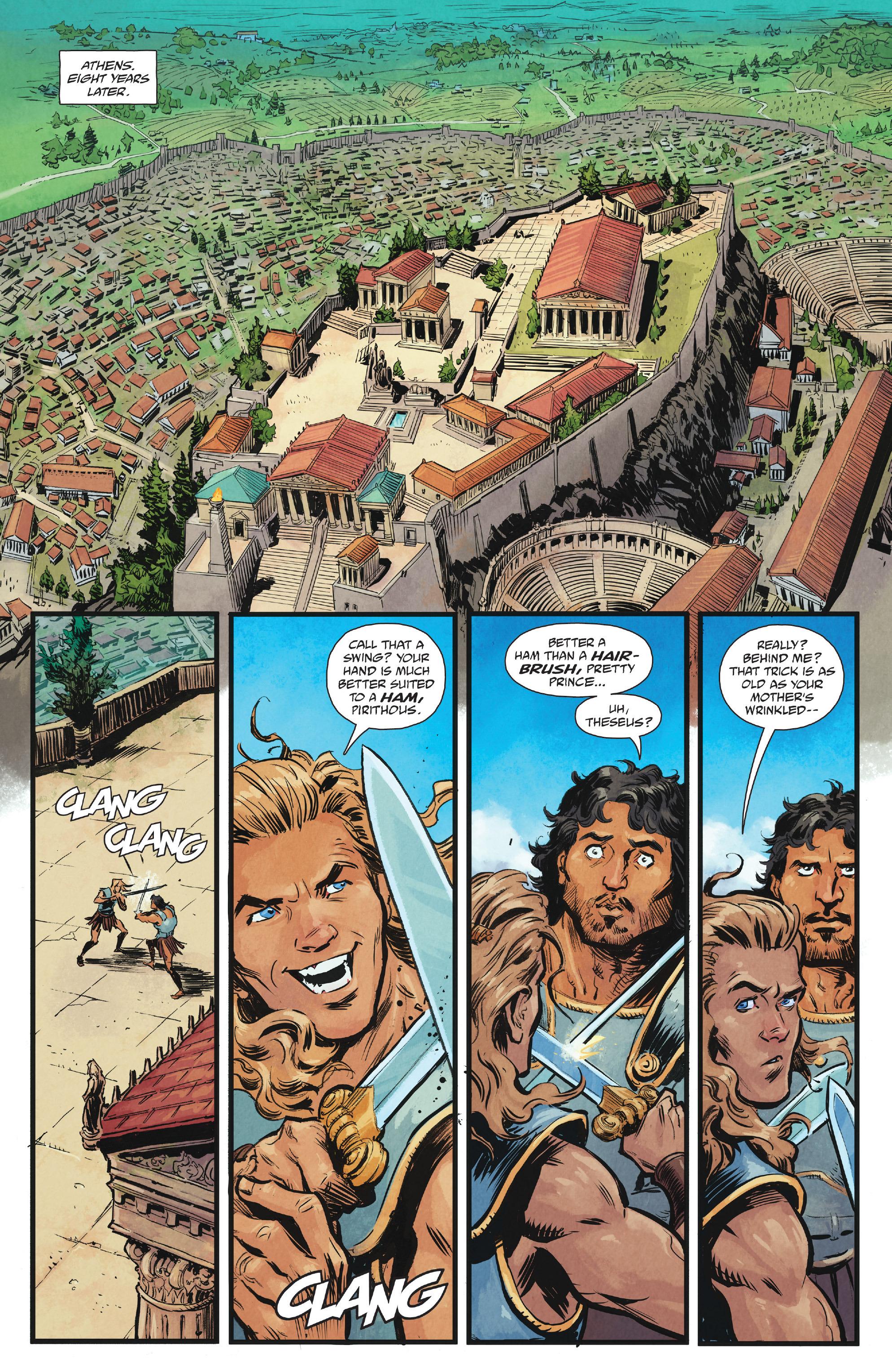 Read online Manifest Destiny comic -  Issue #28 - 28