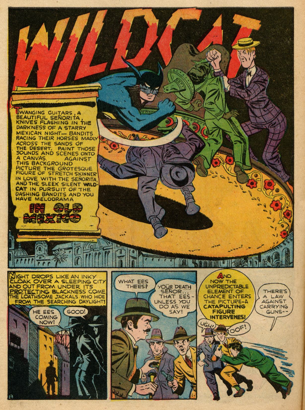 Read online Sensation (Mystery) Comics comic -  Issue #22 - 48