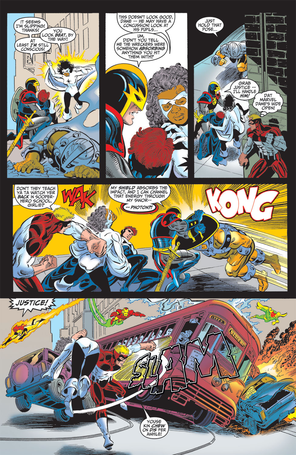 Read online Avengers (1998) comic -  Issue #16 - 19