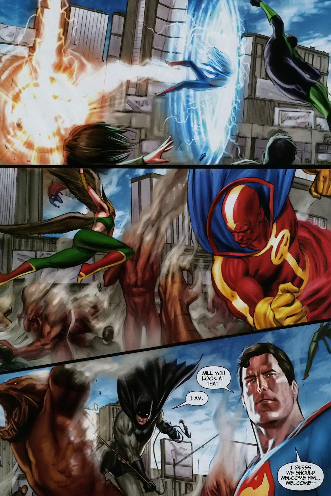 Read online Trials of Shazam comic -  Issue #12 - 24