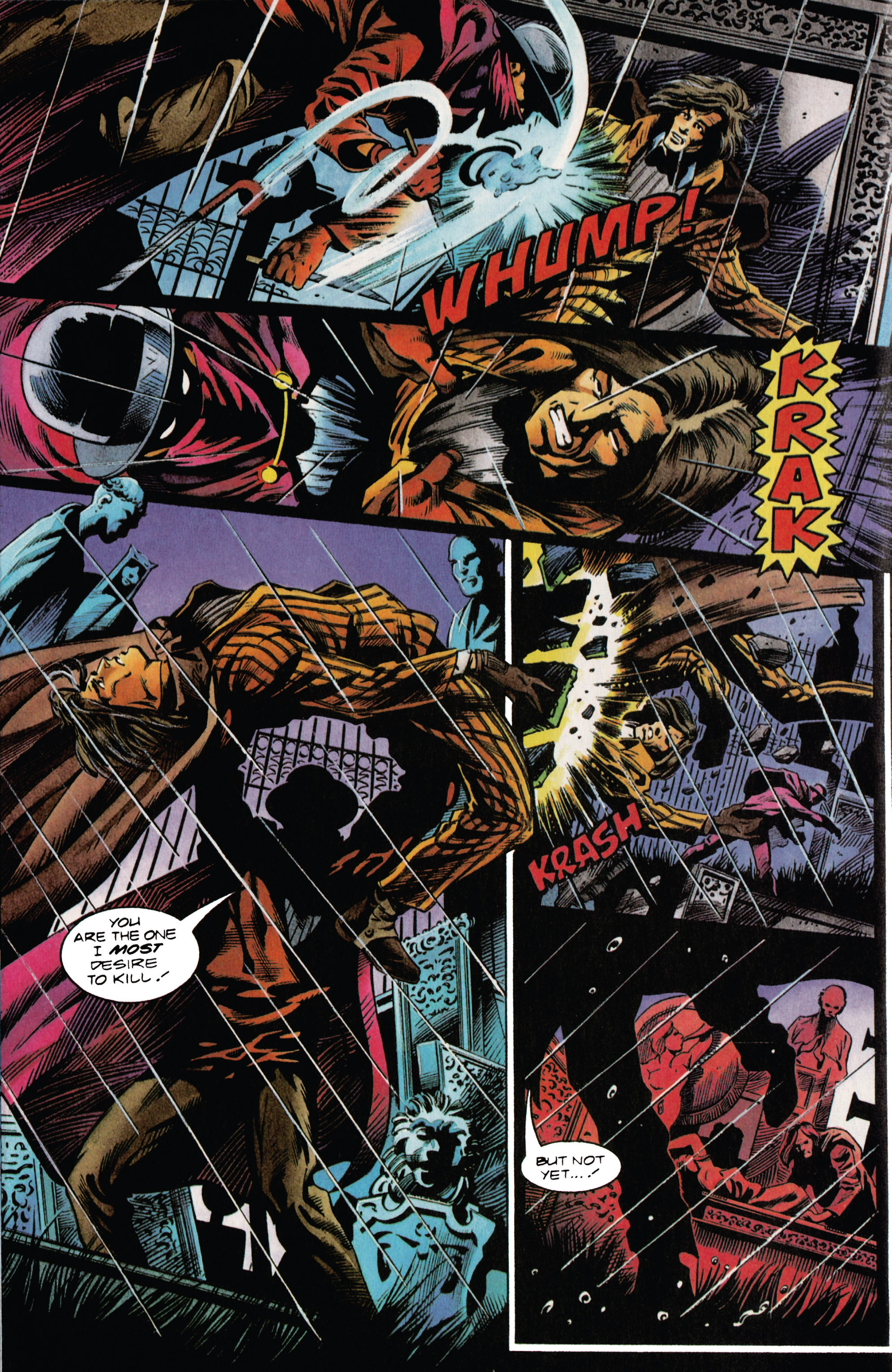 Read online Eternal Warrior (1992) comic -  Issue #33 - 5