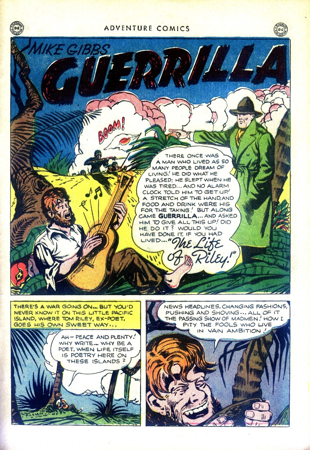 Read online Adventure Comics (1938) comic -  Issue #97 - 43