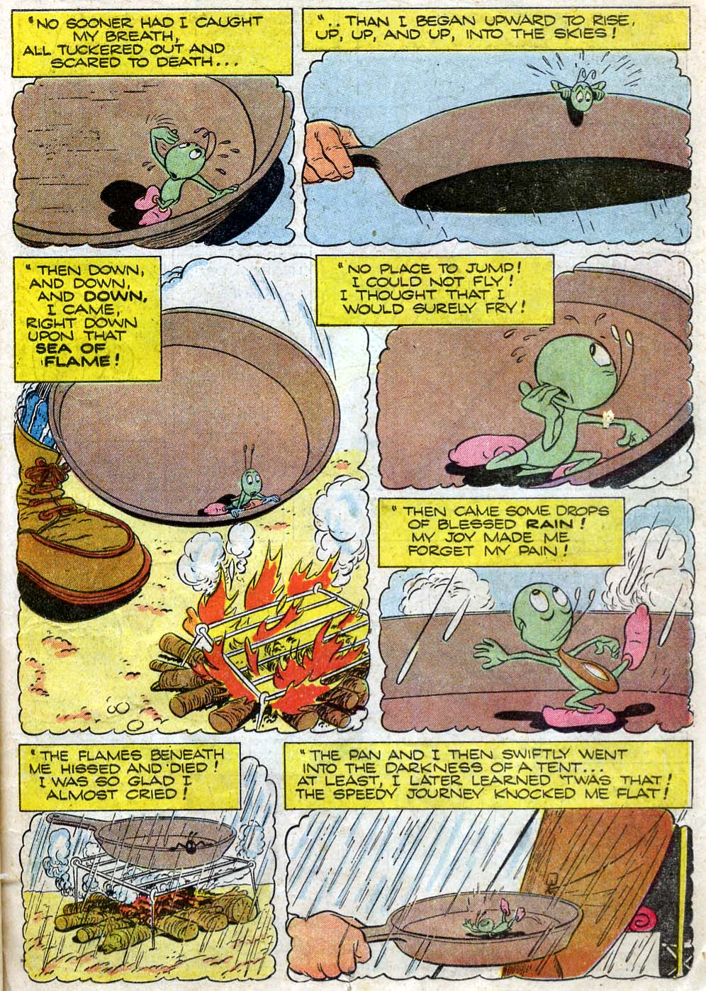 Walt Disney's Comics and Stories issue 87 - Page 17
