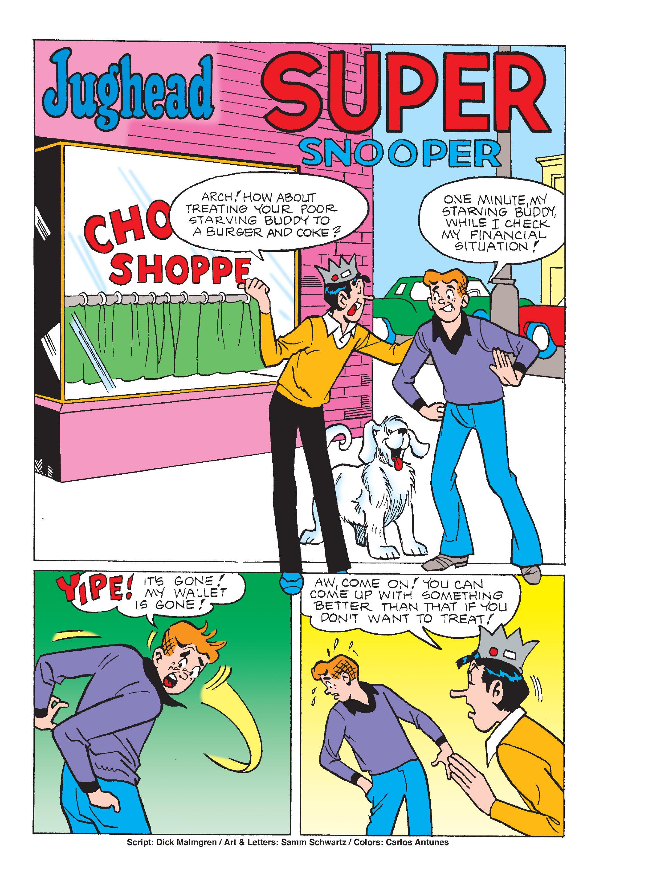 Read online Archie Giant Comics Collection comic -  Issue #Archie Giant Comics Collection TPB (Part 1) - 185