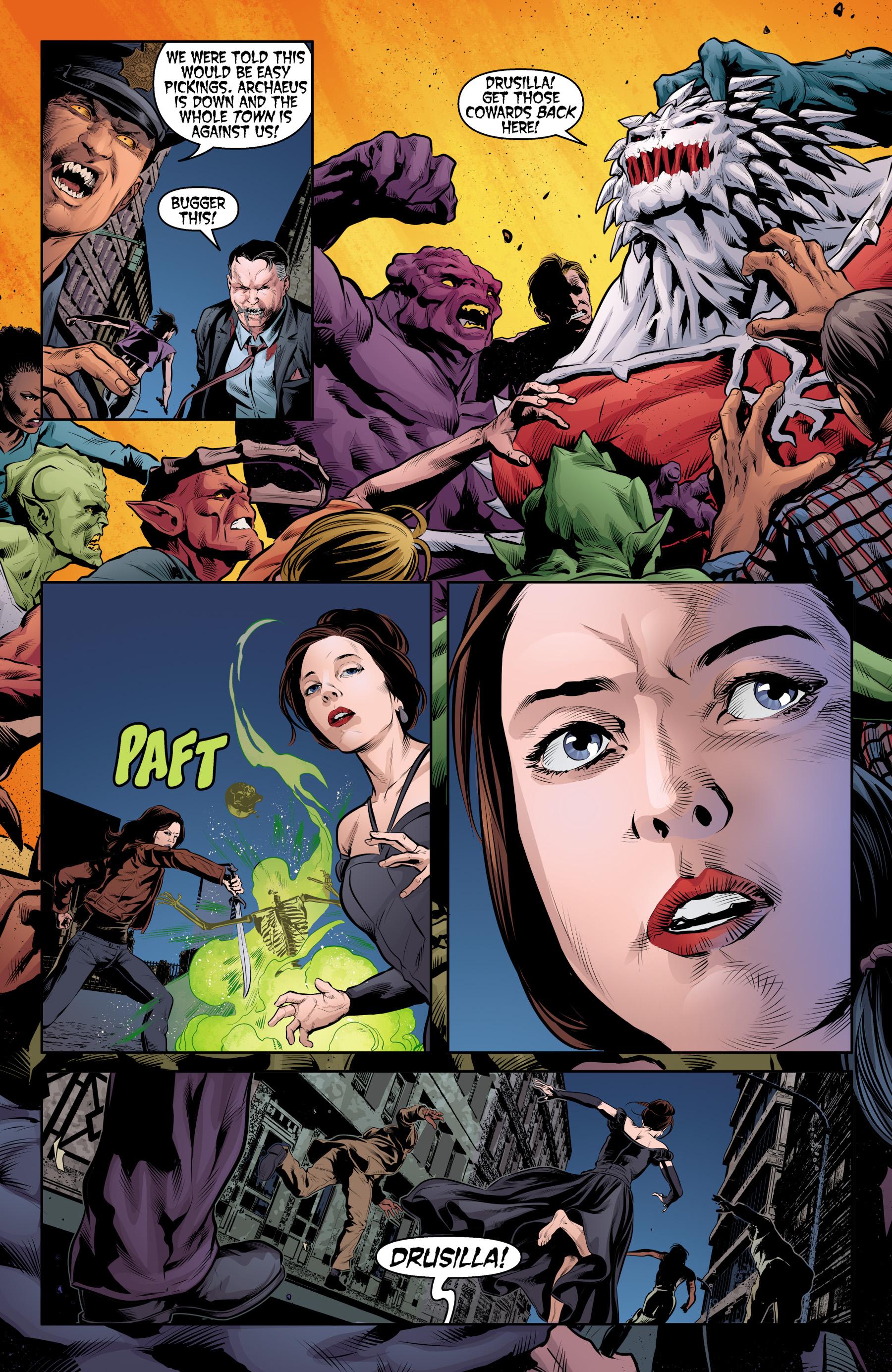Read online Angel & Faith Season 10 comic -  Issue #25 - 10