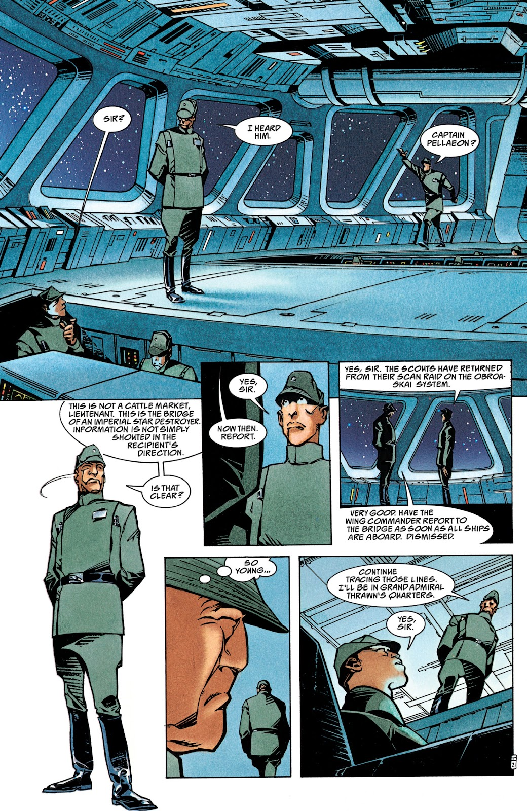 Read online Star Wars Legends: The New Republic - Epic Collection comic -  Issue # TPB 4 (Part 1) - 8
