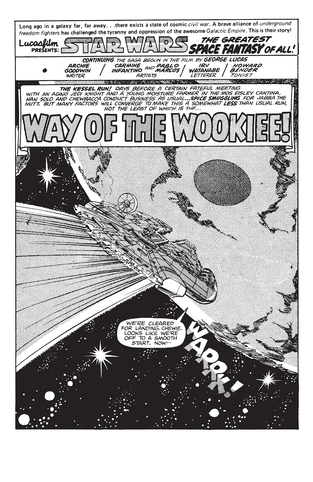Read online Star Wars Legends: The Original Marvel Years - Epic Collection comic -  Issue # TPB 2 (Part 4) - 13