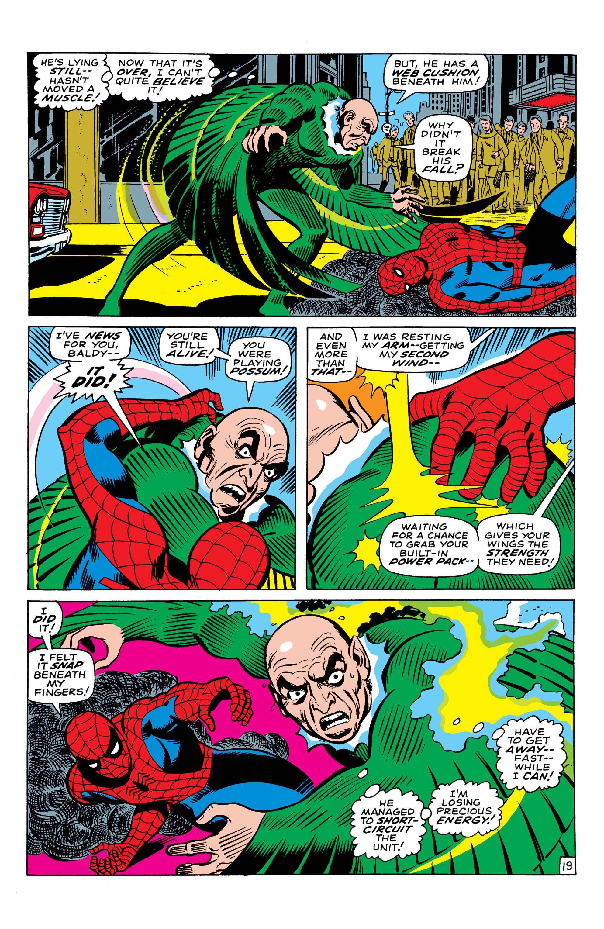 The Amazing Spider-Man (1963) 64 Page 19