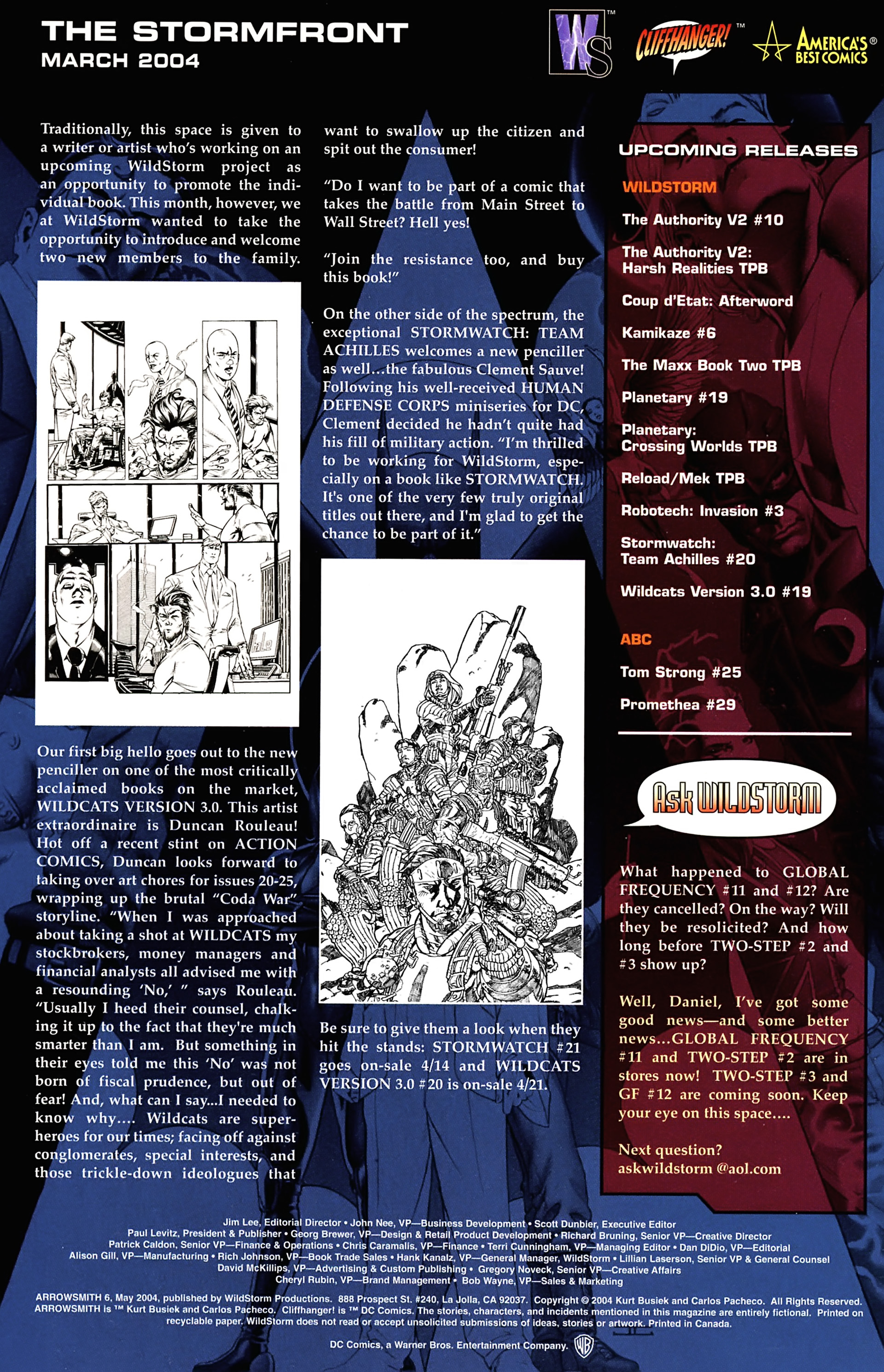 Read online Arrowsmith comic -  Issue #6 - 25