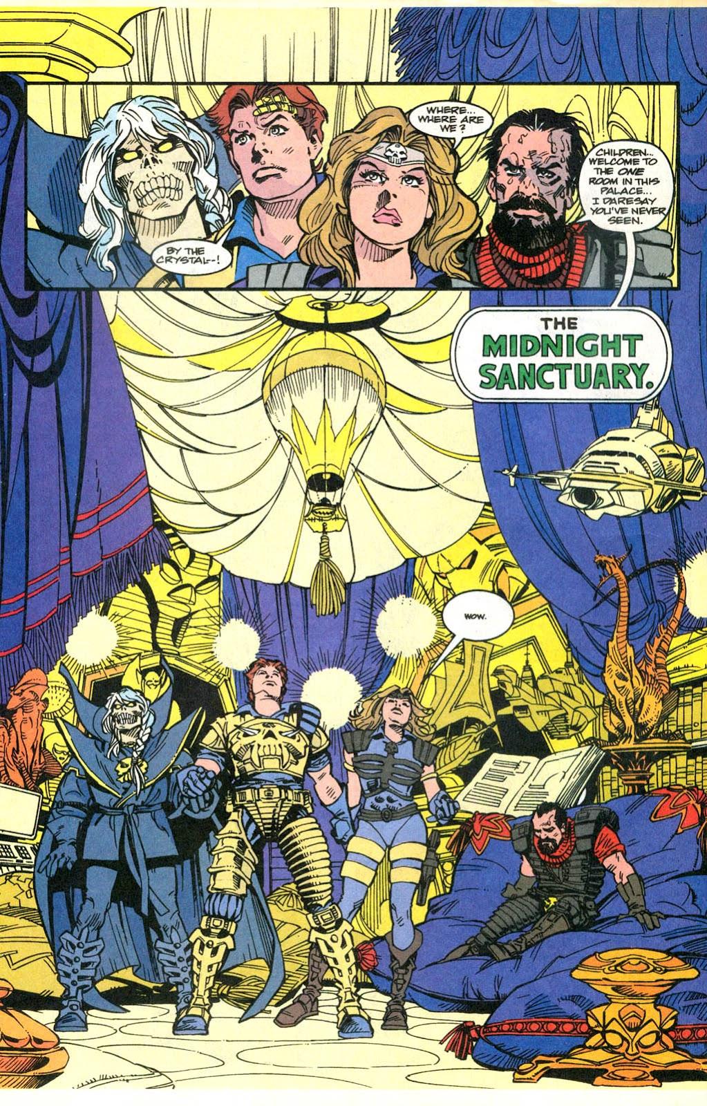 Skeleton Warriors Issue #2 #2 - English 13