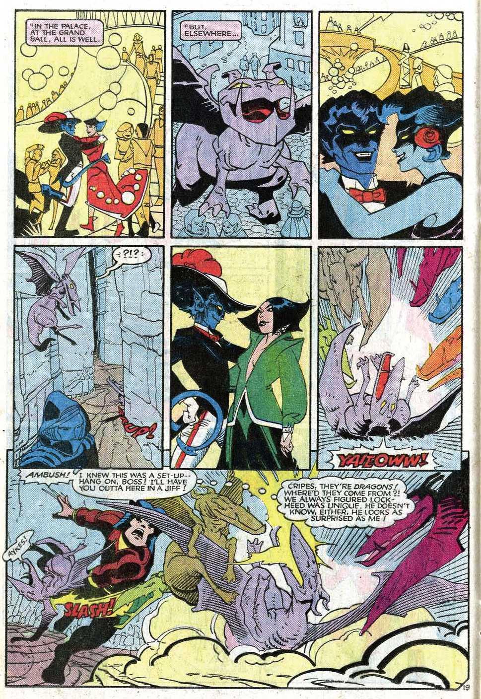 Read online Uncanny X-Men (1963) comic -  Issue # _Annual 8 - 23