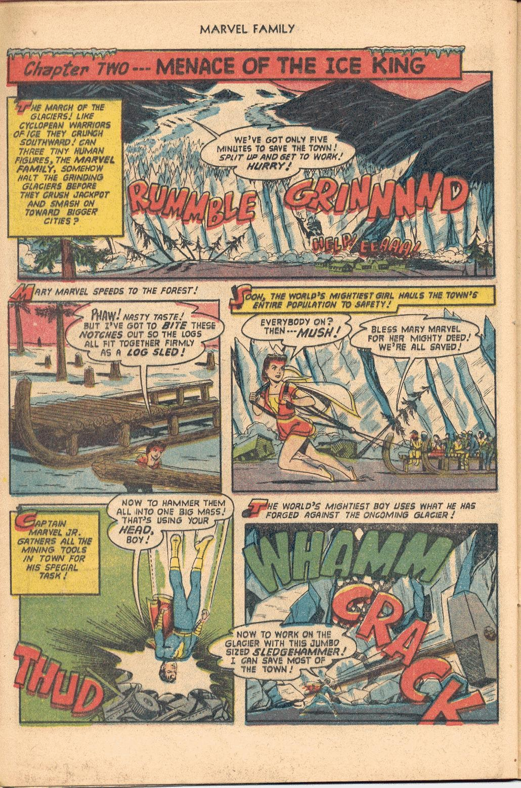 The Marvel Family issue 82 - Page 24