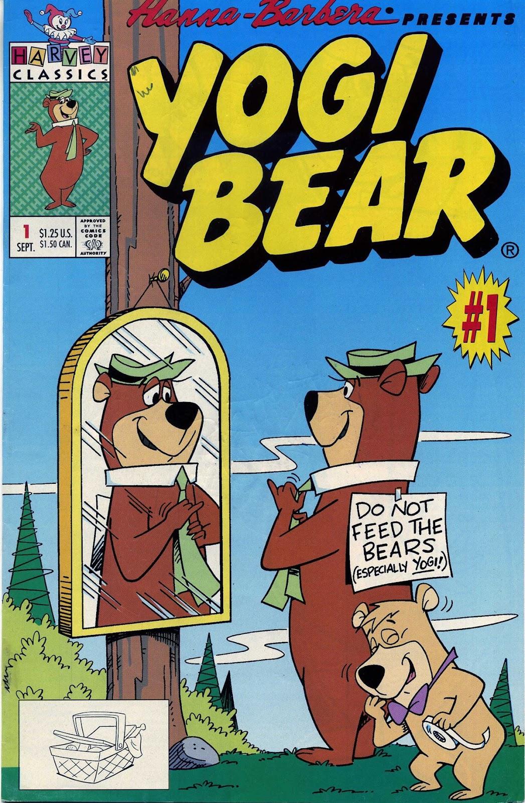 Yogi Bear (1992) 1 Page 1