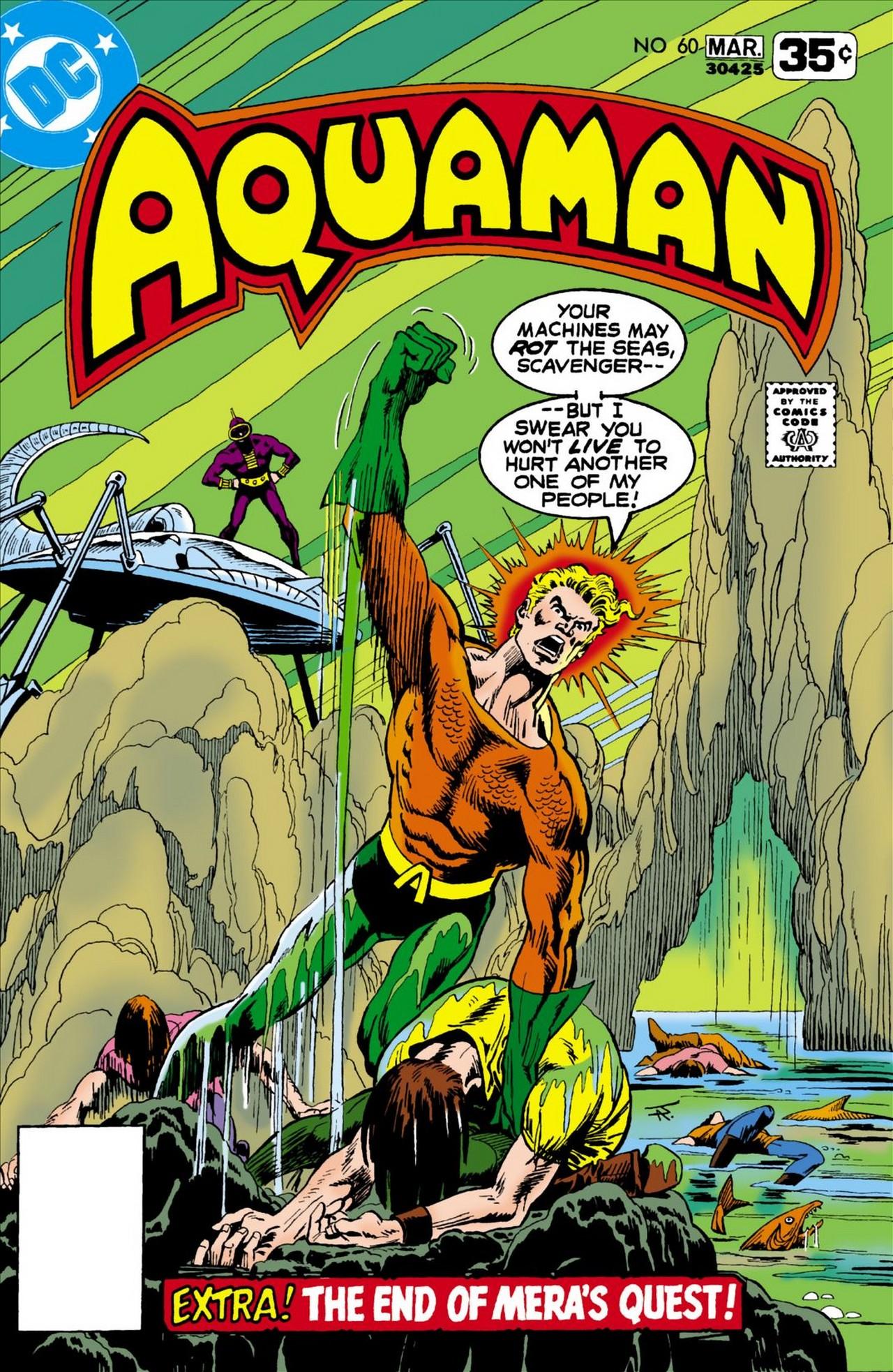 Read online Aquaman (1962) comic -  Issue #60 - 1