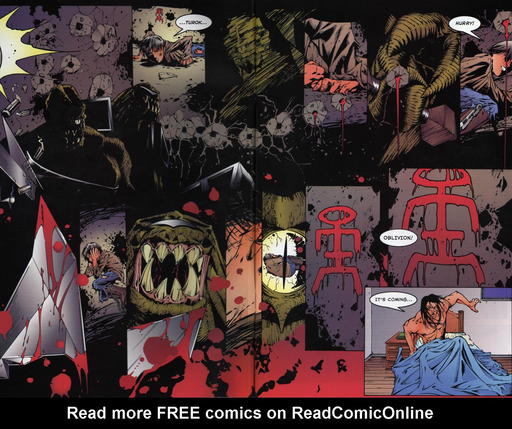 Read online Turok 3: Shadow of Oblivion comic -  Issue # Full - 4