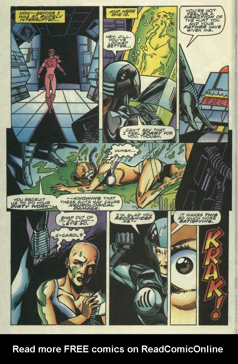 Read online Secret Weapons comic -  Issue #17 - 17