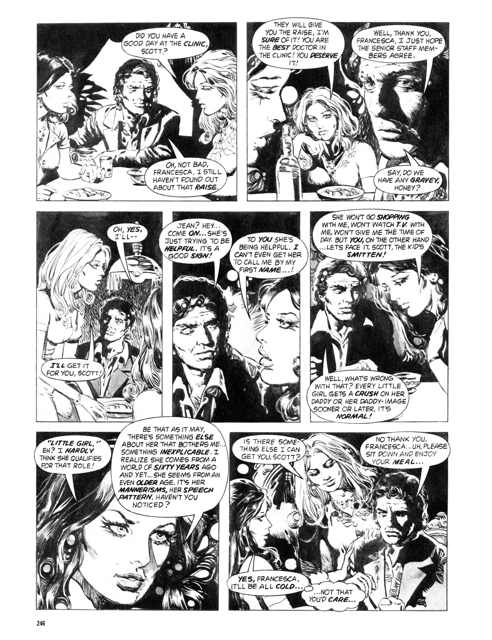 Read online Eerie Archives comic -  Issue # TPB 18 - 243
