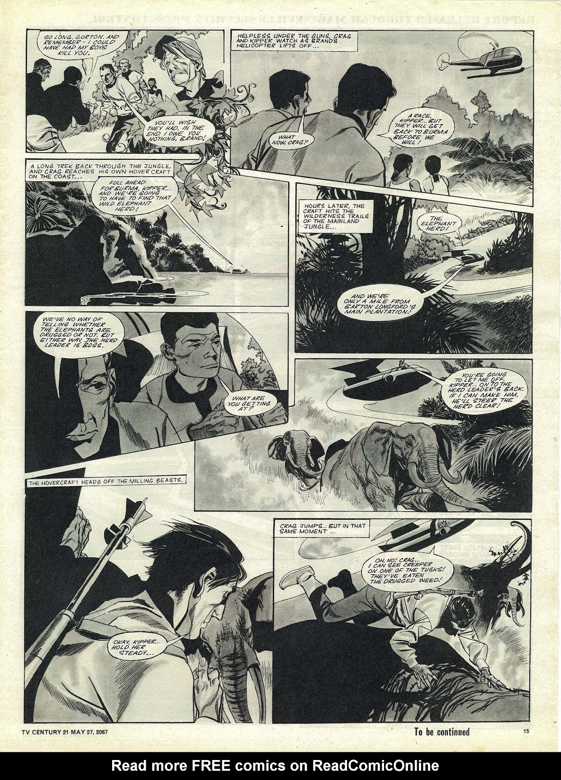 TV Century 21 (TV 21) issue 123 - Page 14