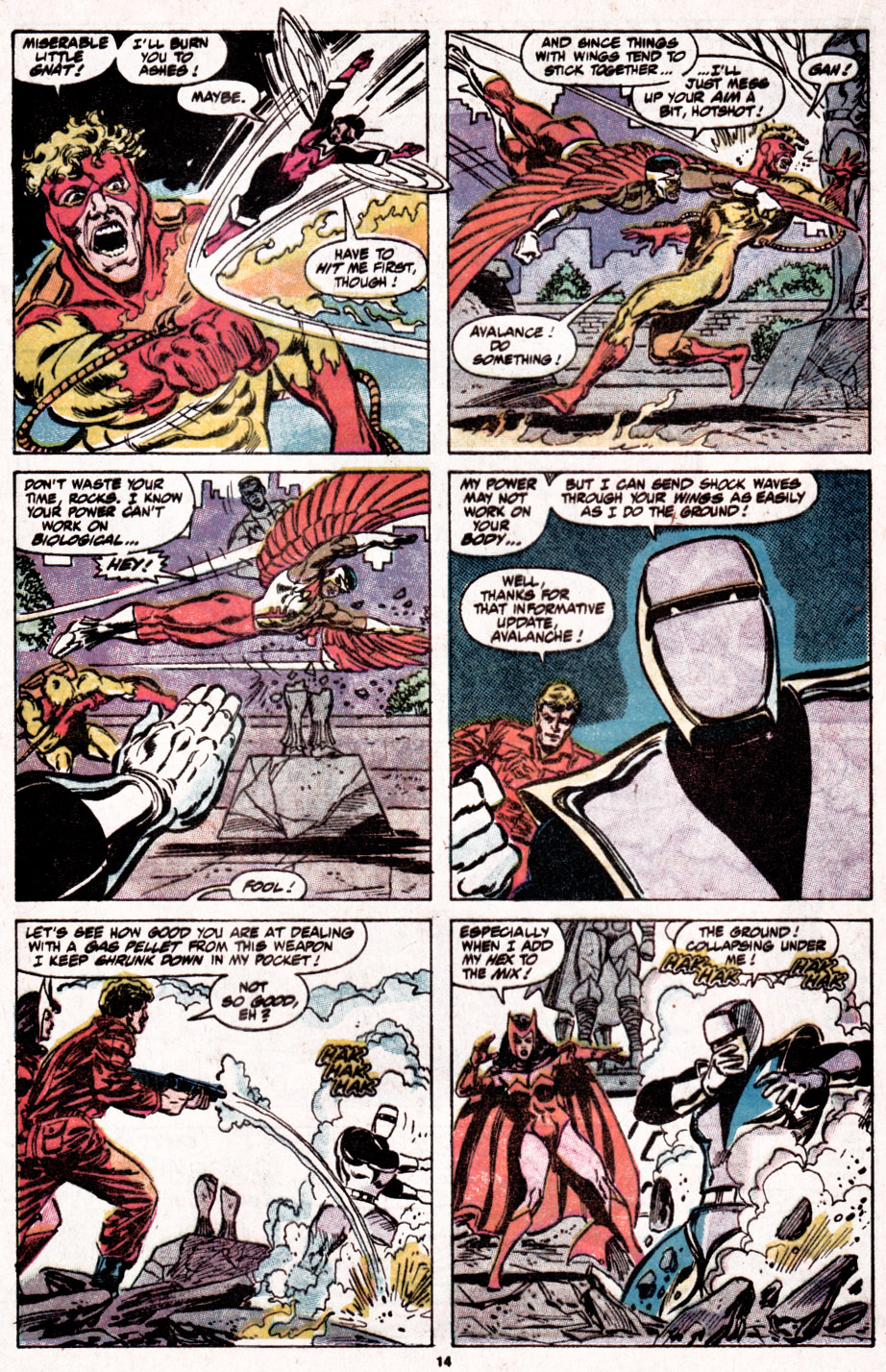 The Avengers (1963) 312 Page 11