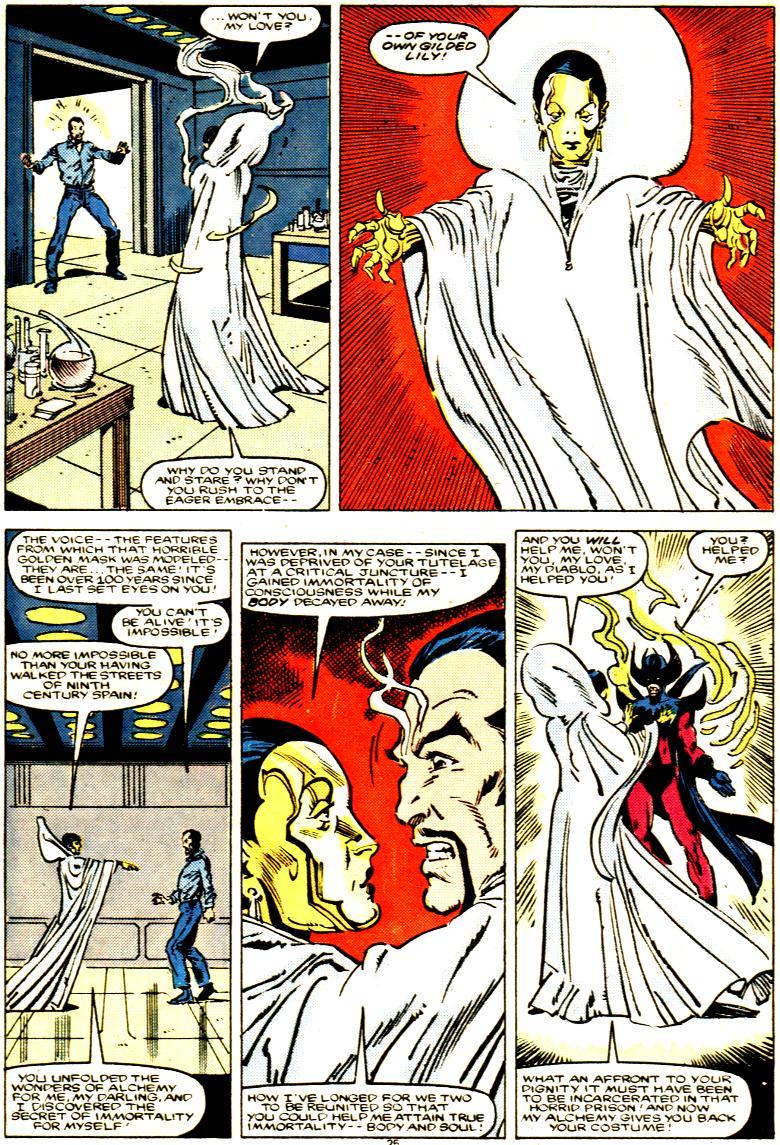 Read online Alpha Flight (1983) comic -  Issue # _Annual 1 - 26