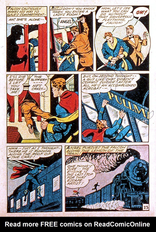 Read online Mystic Comics (1944) comic -  Issue #1 - 15