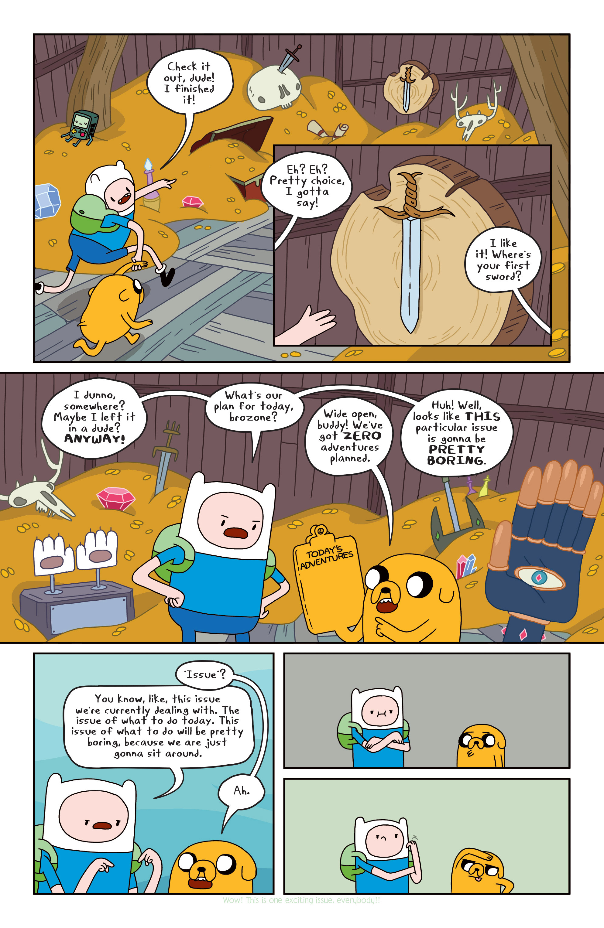 Read online Adventure Time comic -  Issue #Adventure Time _TPB 5 - 26