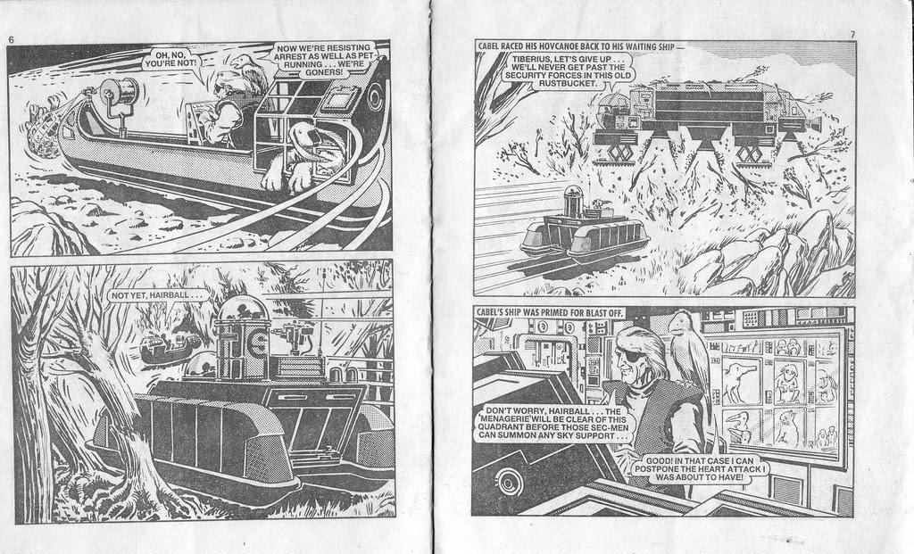 Starblazer issue 194 - Page 4