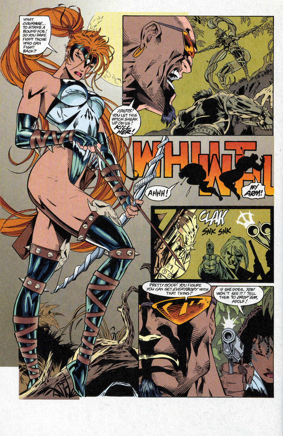 Read online Artemis: Requiem comic -  Issue #2 - 14