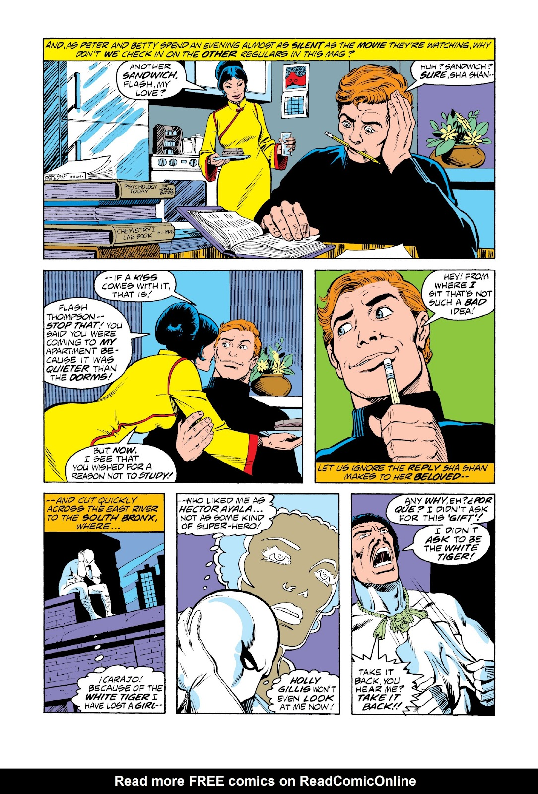 Read online Marvel Masterworks: The Spectacular Spider-Man comic -  Issue # TPB 2 (Part 2) - 26