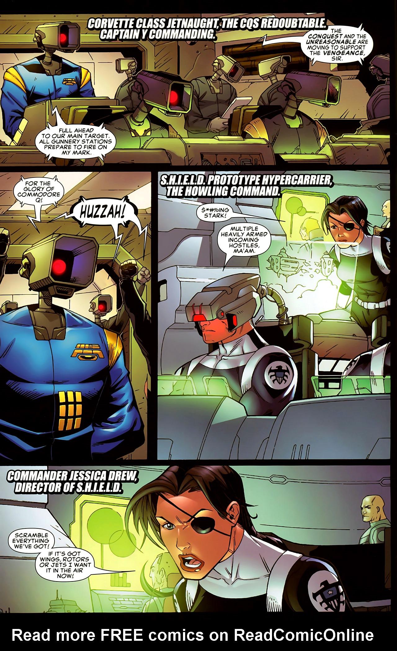 Read online Astonishing Tales (2009) comic -  Issue #5 - 11