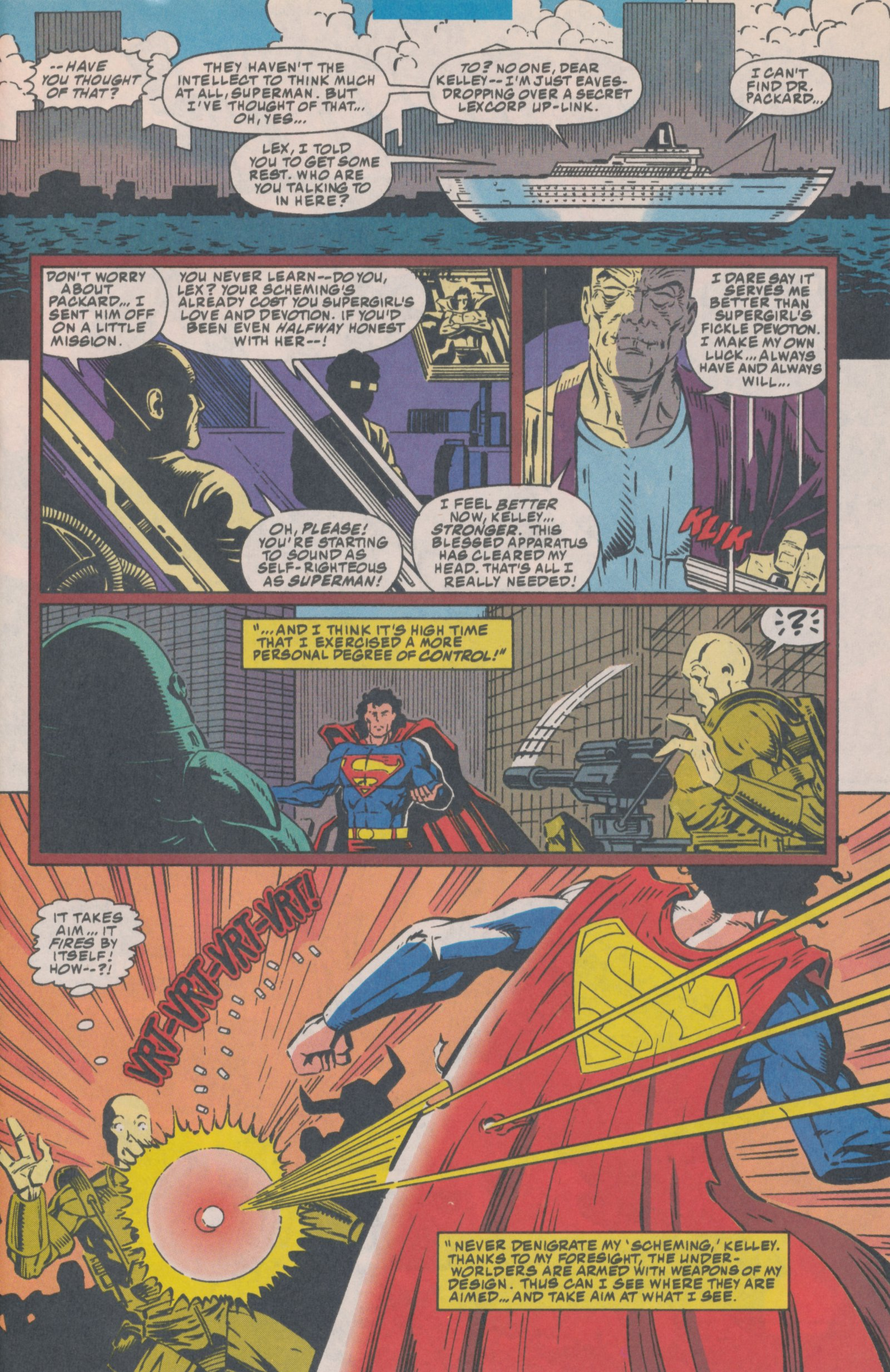 Read online Action Comics (1938) comic -  Issue #699 - 27