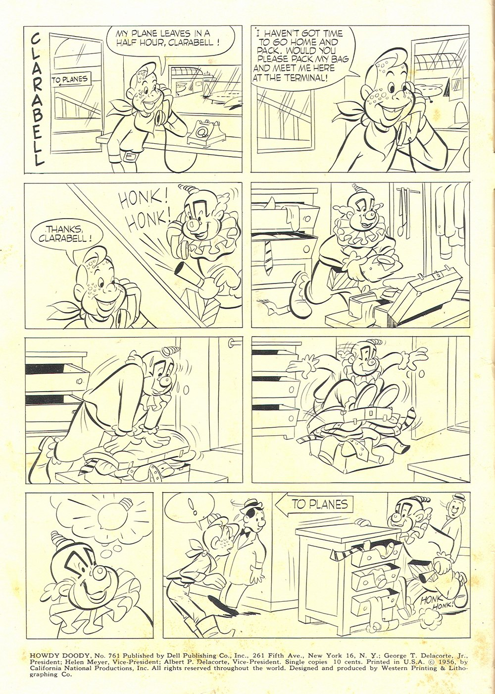 Four Color Comics issue 761 - Page 2