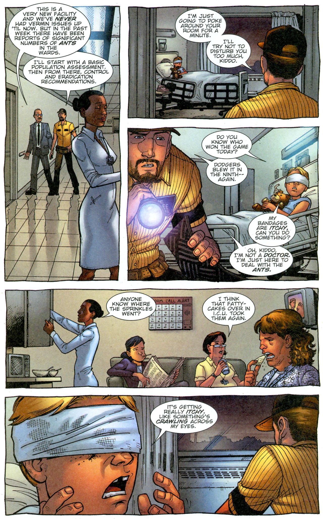 Read online The Exterminators comic -  Issue #13 - 18