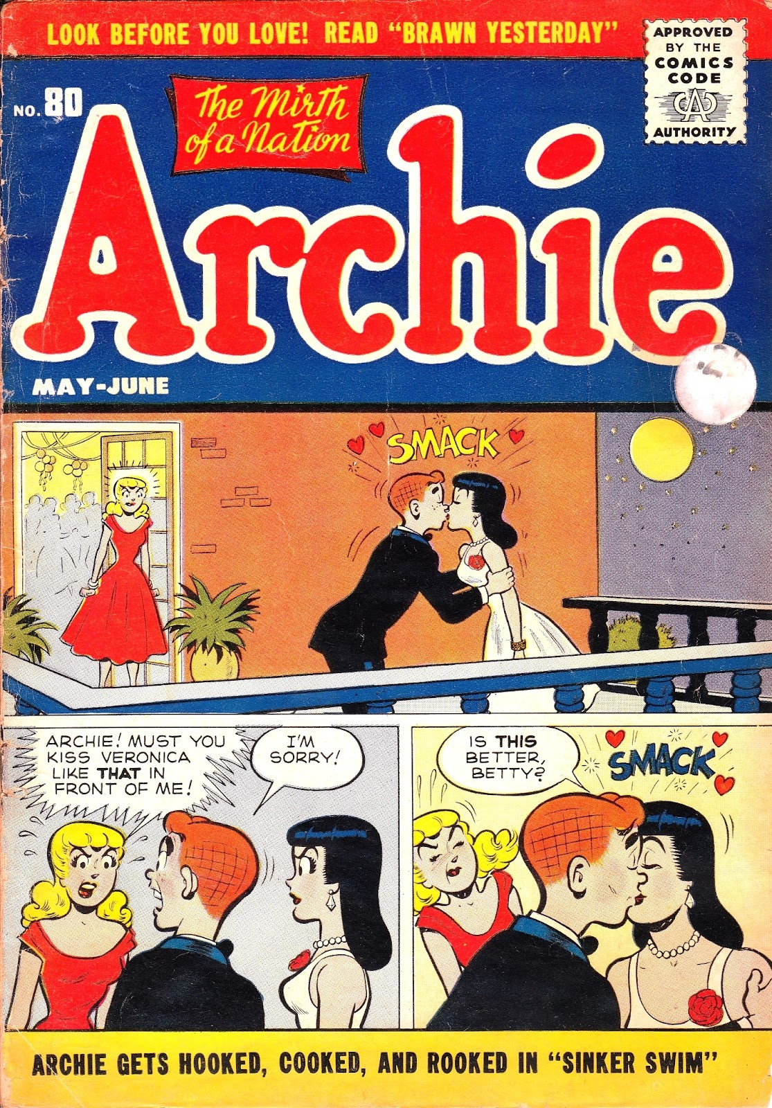 Archie Comics issue 080 - Page 1