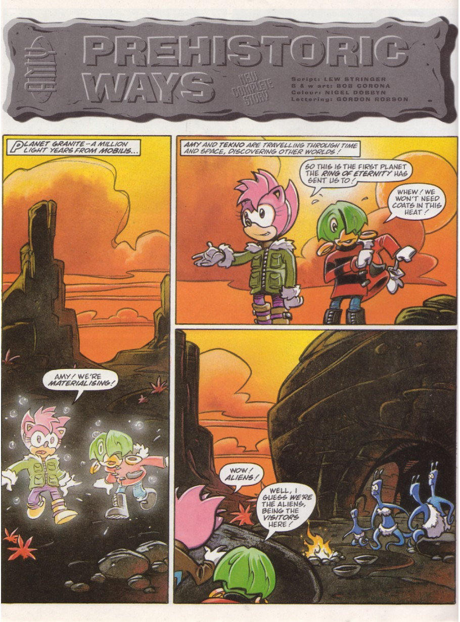 Read online Sonic the Comic comic -  Issue #136 - 17
