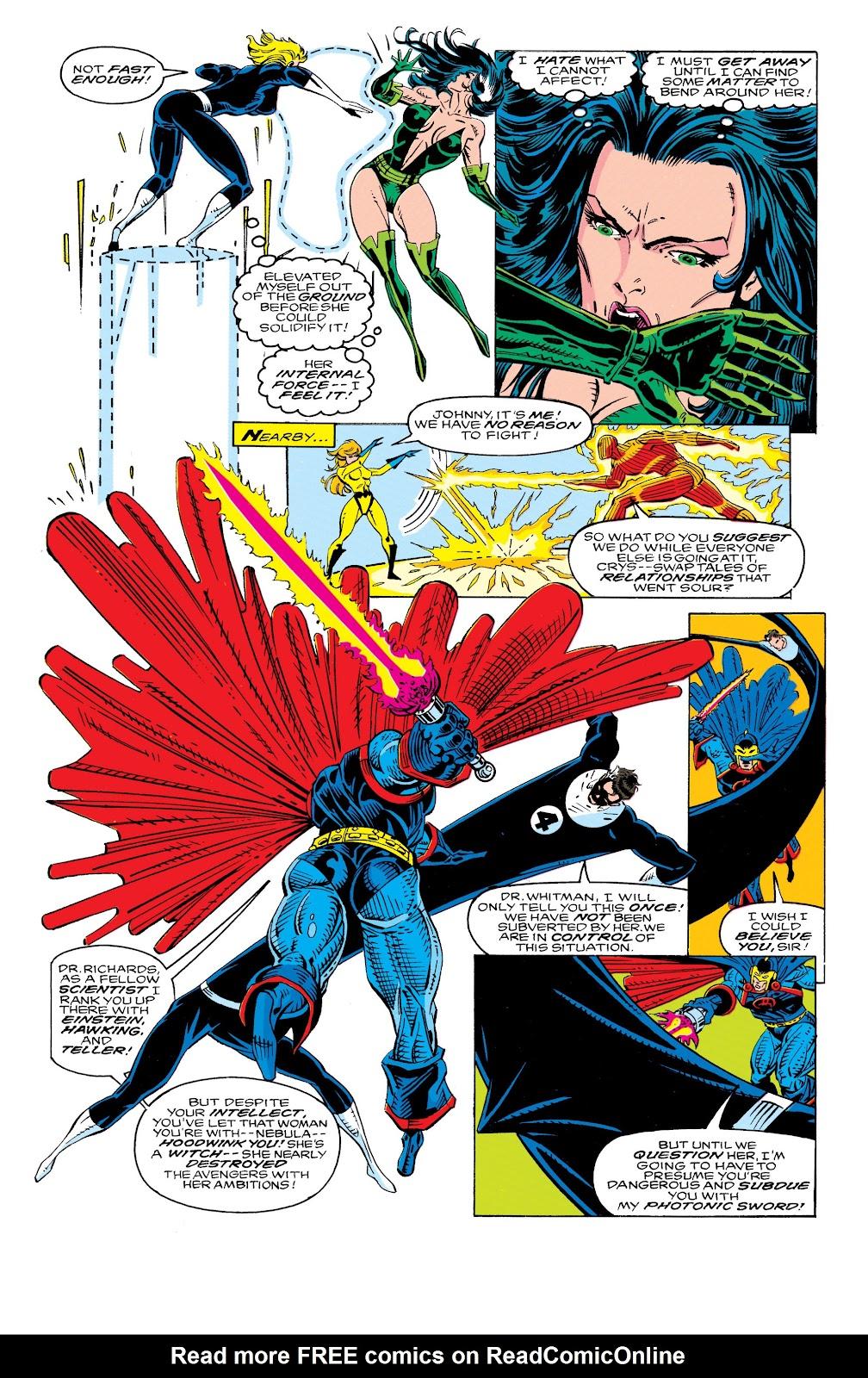 Read online Avengers: Citizen Kang comic -  Issue # TPB (Part 2) - 35