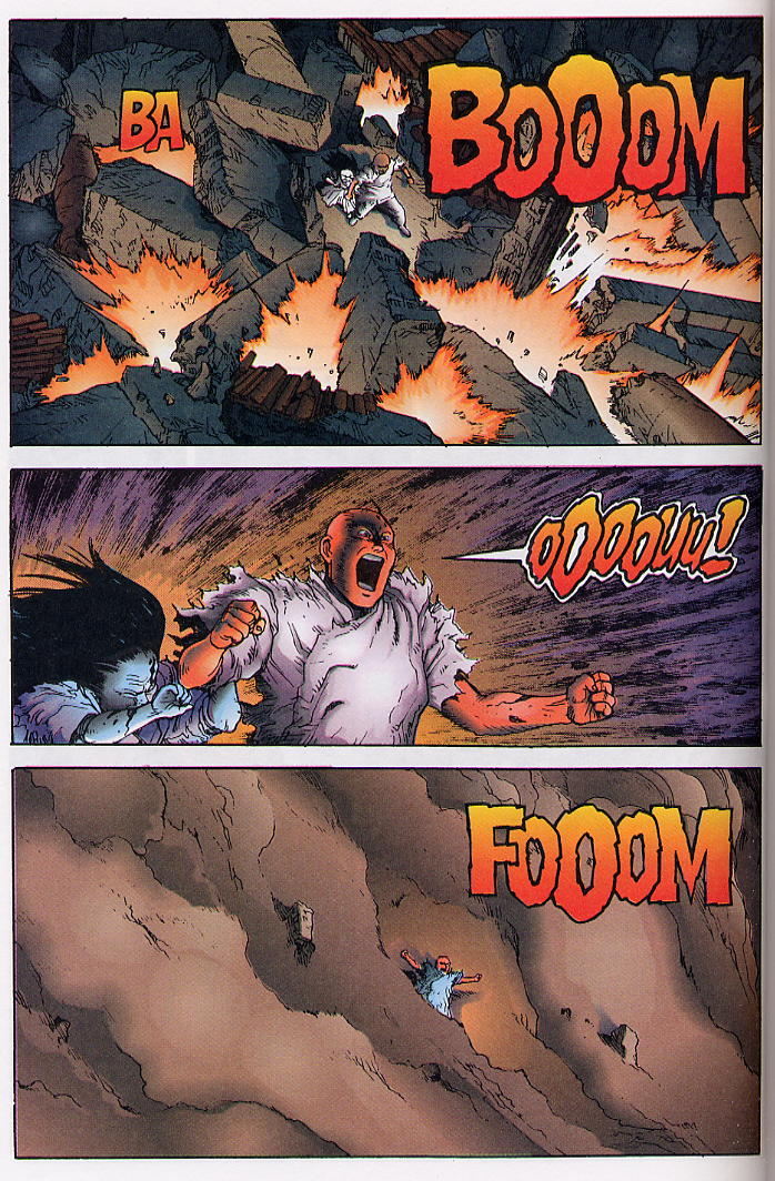 Read online Akira comic -  Issue #36 - 18