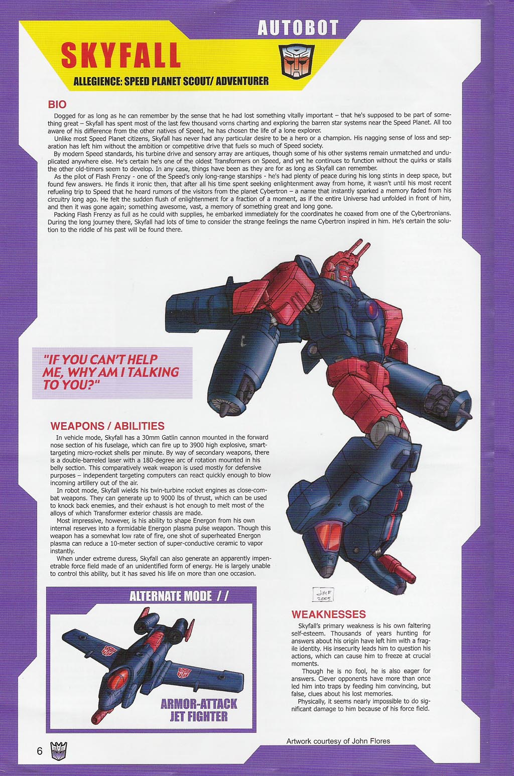 Read online Transformers: Collectors' Club comic -  Issue #4 - 6