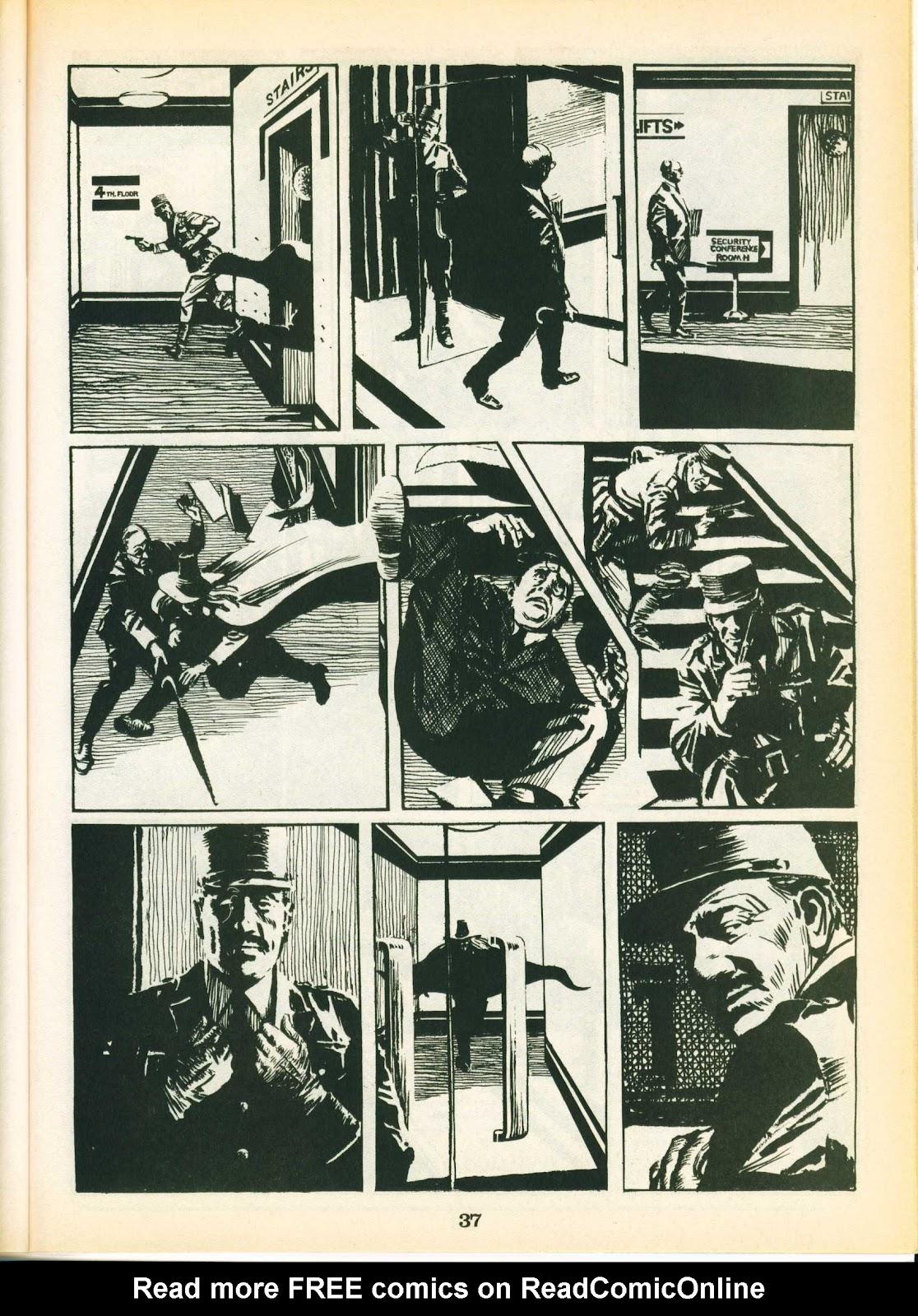 Warrior Issue #20 #21 - English 37