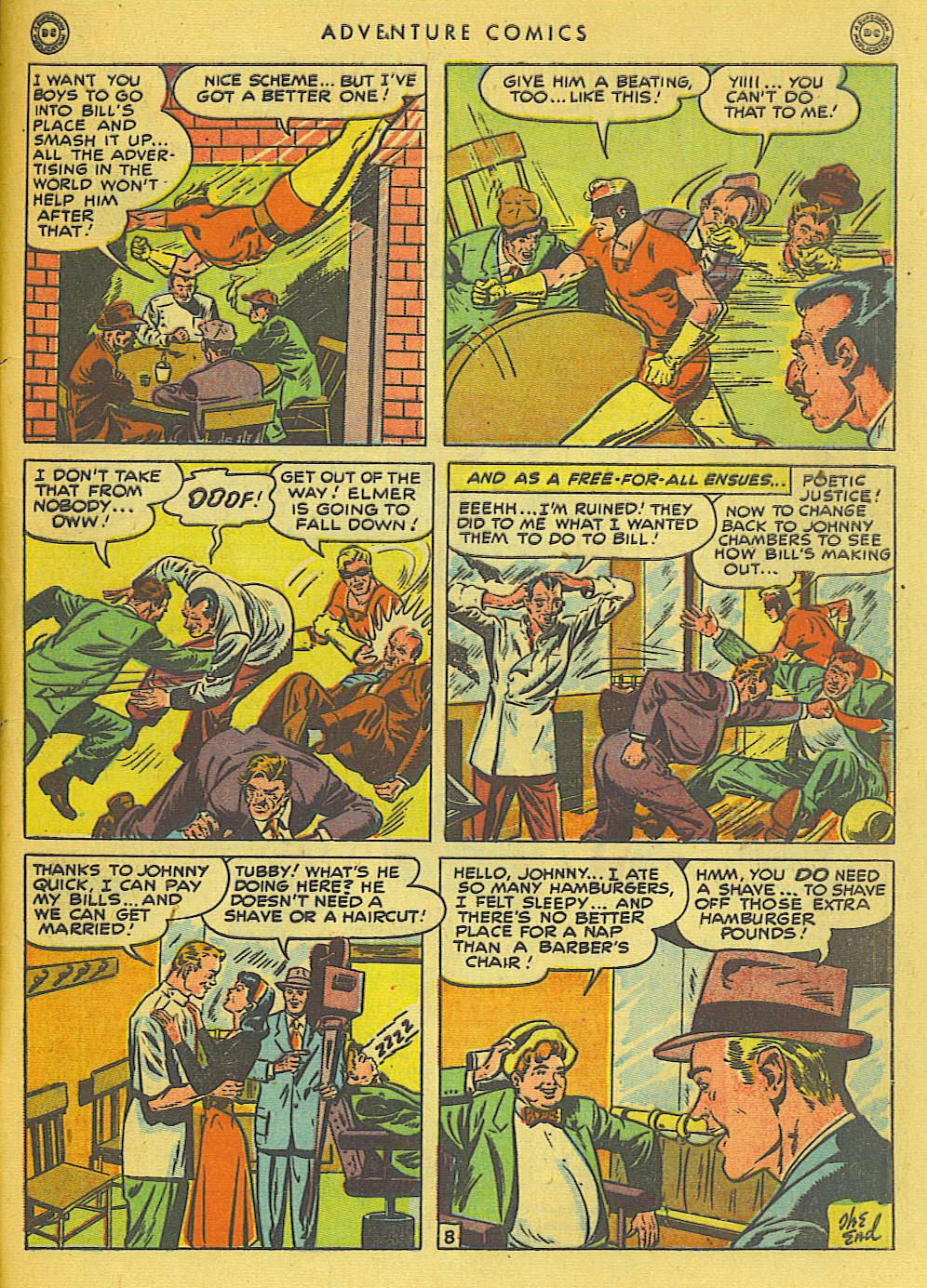 Read online Adventure Comics (1938) comic -  Issue #138 - 49