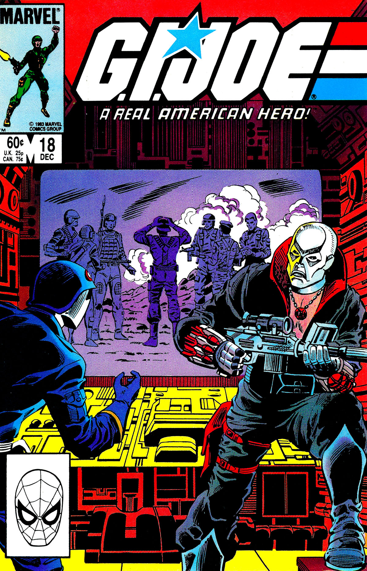 G.I. Joe: A Real American Hero 18 Page 1