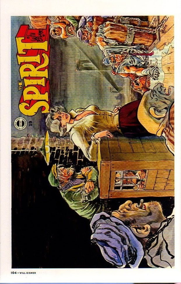 Read online Will Eisner's The Spirit Archives comic -  Issue # TPB 26 (Part 2) - 11
