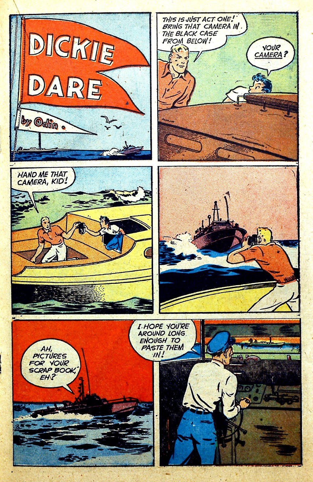 Read online Famous Funnies comic -  Issue #166 - 27