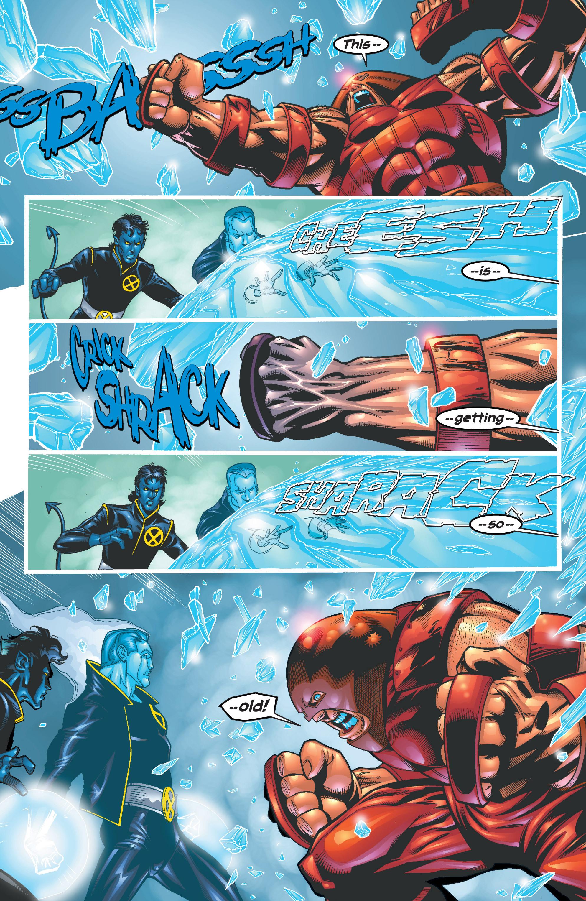 Read online Uncanny X-Men (1963) comic -  Issue #411 - 7