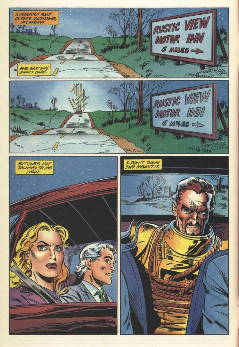 Read online Solar, Man of the Atom comic -  Issue #31 - 5