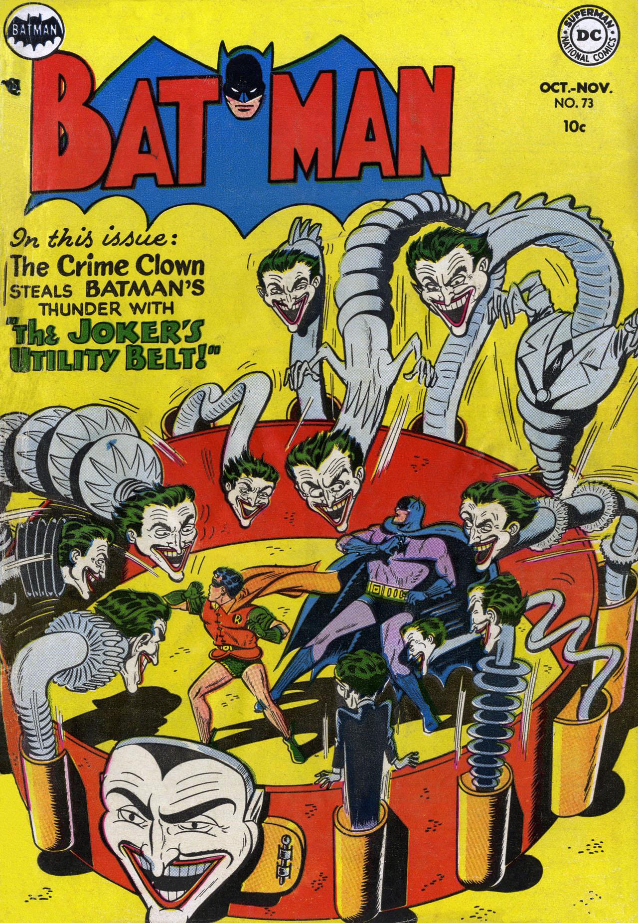 Batman (1940) 73 Page 1