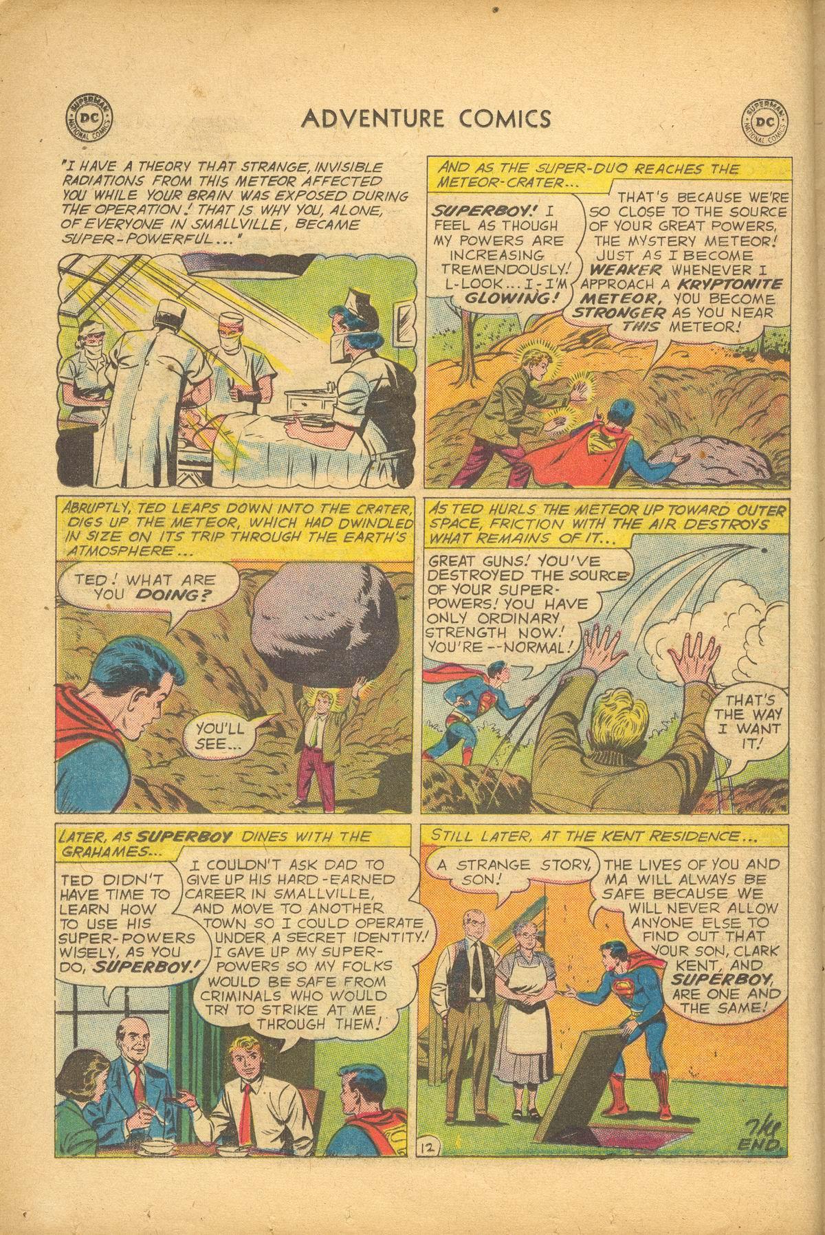 Read online Adventure Comics (1938) comic -  Issue #273 - 14